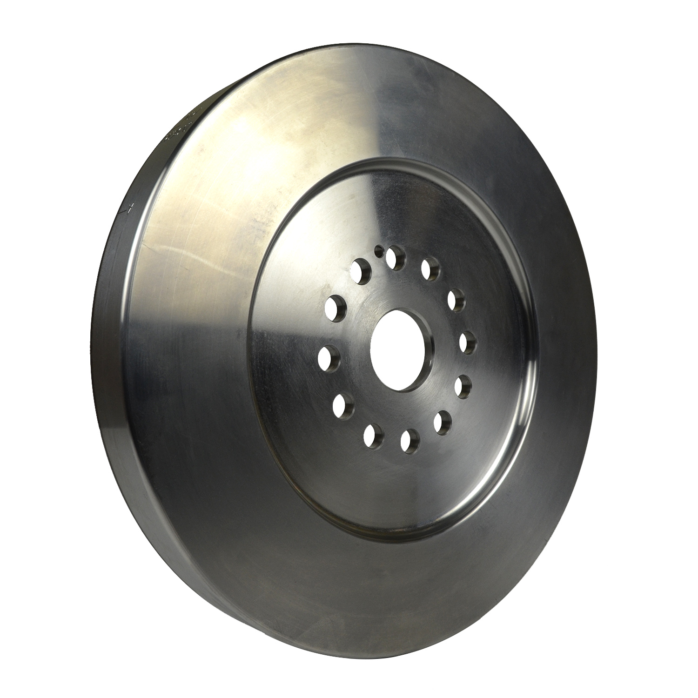 Vibratech TVD Severe Duty Damper For Cummins ISX / X15 | pn 1461704-000